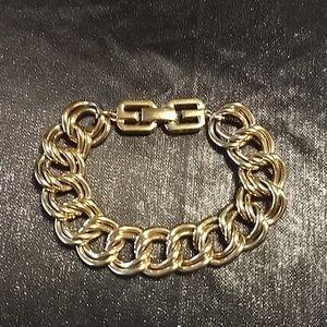 """GIVENCHY 8"""" Bracelet Gold Tone ❣️"""